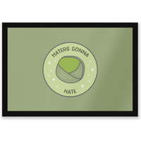 Haters Gonna Hate Entrance Mat