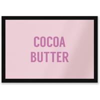 Cocoa Butter Entrance Mat