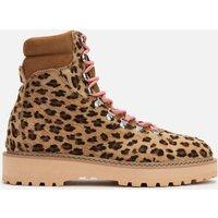 Diemme Women's Monfumo Pony Hiking Style Boots - Leopard - UK 6/EU 39