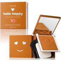 Image of benefit Hello Happy Velvet Powder Foundation (Various Shades) - Shade 10