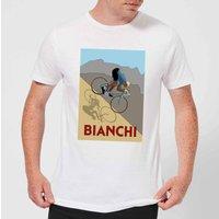 Mark Fairhurst Bianchi Men's T-Shirt - White - XXL - White