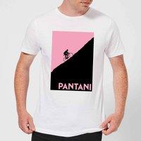 Mark Fairhurst Pantani Men's T-Shirt - White - S - White