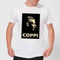 Mark Fairhurst Coppi Men's T-Shirt - White - S - White
