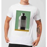 Mark Fairhurst Eau Men's T-Shirt - White - S - White