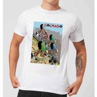 Mark Fairhurst Colnago Men's T-Shirt - White - L - White