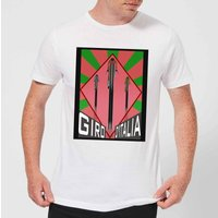 Mark Fairhurst Giro Men's T-Shirt - White - L - White