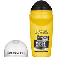 L'Oreal Men Expert Invincible Sport 96H Roll On Anti-Perspirant Deodorant 50ml