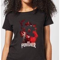 Marvel The Punisher Women's T-Shirt - Black - L - Black