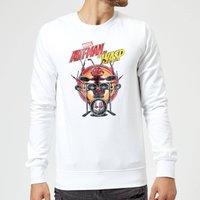 Marvel Drummer Ant Sweatshirt - White - M - White