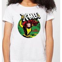 X-Men Defeated By Dark Phoenix Women's T-Shirt - White - XL - White
