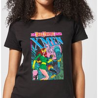 X-Men Dark Phoenix Saga Women's T-Shirt - Black - XXL - Black