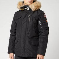 Parajumpers Mens Right Hand Jacket - Black - S