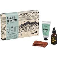 Gentlemen's Hardware Beard Survival Kit - Gadgets Gifts