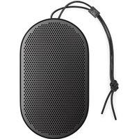 Bang & Olufsen BeoPlay P2 Portable Splash-Resistant Bluetooth Speaker - Black