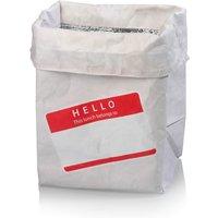 Sandwich Bag - Hello