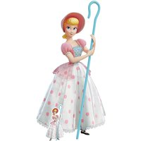 Toy Story 4 Bo Peep Classic Pink and White Polka Dot Dress Cut Out - Seek Gifts