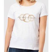 Stay Wild Moon Child Women's T-Shirt - White - 5XL - White