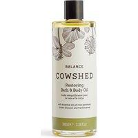 Cowshed BALANCE Restoring Bath & Body Oil 100ml