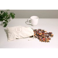 Calm Club Peace by Piece Jigsaw Puzzle - Puzzle Gifts