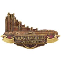 Game of Thrones Kings Landing Magnet