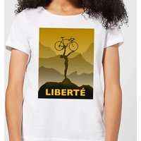 Mark Fairhurst Liberte Women's T-Shirt - White - M - White