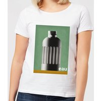 Mark Fairhurst Eau Women's T-Shirt - White - M - White