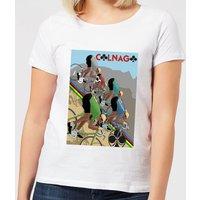 Mark Fairhurst Colnago Women's T-Shirt - White - XXL - White