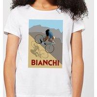 Mark Fairhurst Bianchi Women's T-Shirt - White - XL - White