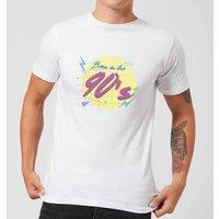 Born In The 90's Men's T-Shirt - White - M - White