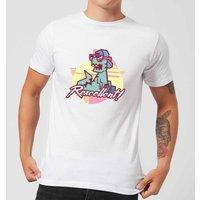 Rexecellent! Men's T-Shirt - White - 5XL - White