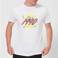 Born In 1990 Men's T-Shirt - White - 5XL - White