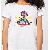 Rexecellent! Women's T-Shirt - White - M - White