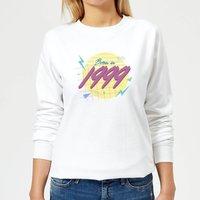 Born In 1999 Women's Sweatshirt - White - S - White