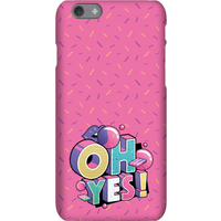 Oh Yes! Phone Case for iPhone and Android - Samsung Note 8 - Tough Case - Gloss