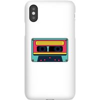 Cassette Tape Phone Case for iPhone and Android - iPhone XS Max - Snap Case - Matte