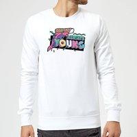 Always Young Sweatshirt - White - XL - White