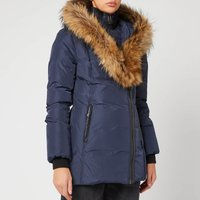 Mackage Women's Adali Classic Down Coat - Navy - S