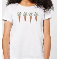 Carrots Women's T-Shirt - White - 4XL - White