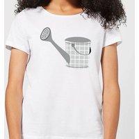 Watering Can Women's T-Shirt - White - 3XL - White