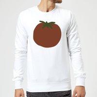 Tomato Sweatshirt - White - XXL - White
