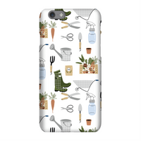 Garden Items Phone Case for iPhone and Android - iPhone 6 - Snap Case - Gloss