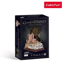 Game of Thrones Red Keep 3D Puzzle - Puzzle Gifts