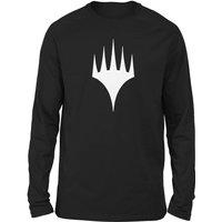 Magic The Gathering Mens Longsleeve T-Shirt - Black - M