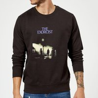 The Exorcist Poster Sweatshirt - Black - 5XL - Black - Poster Gifts