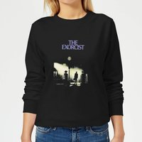 The Exorcist Poster Women's Sweatshirt - Black - 5XL - Black - Poster Gifts