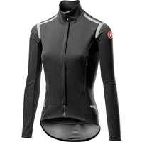 Castelli Women's Perfetto RoS Long Sleeve Jacket - Light Black - M - Light Black