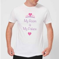 My Room Is My Palace Men's T-Shirt - White - 4XL - White