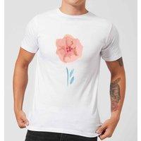 Flower 9 Men's T-Shirt - White - 3XL - White