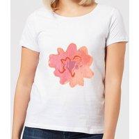 Flower 12 Women's T-Shirt - White - M - White