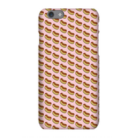Cooking Hot Dog Pattern Phone Case for iPhone and Android - iPhone 8 Plus - Snap Case - Matte